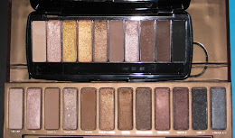 Wet n Wild Fergie Milano Collections compared to Urban Decay Naked 1