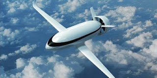 VoltAir pesawat dengan teknologi propulsi elektrik
