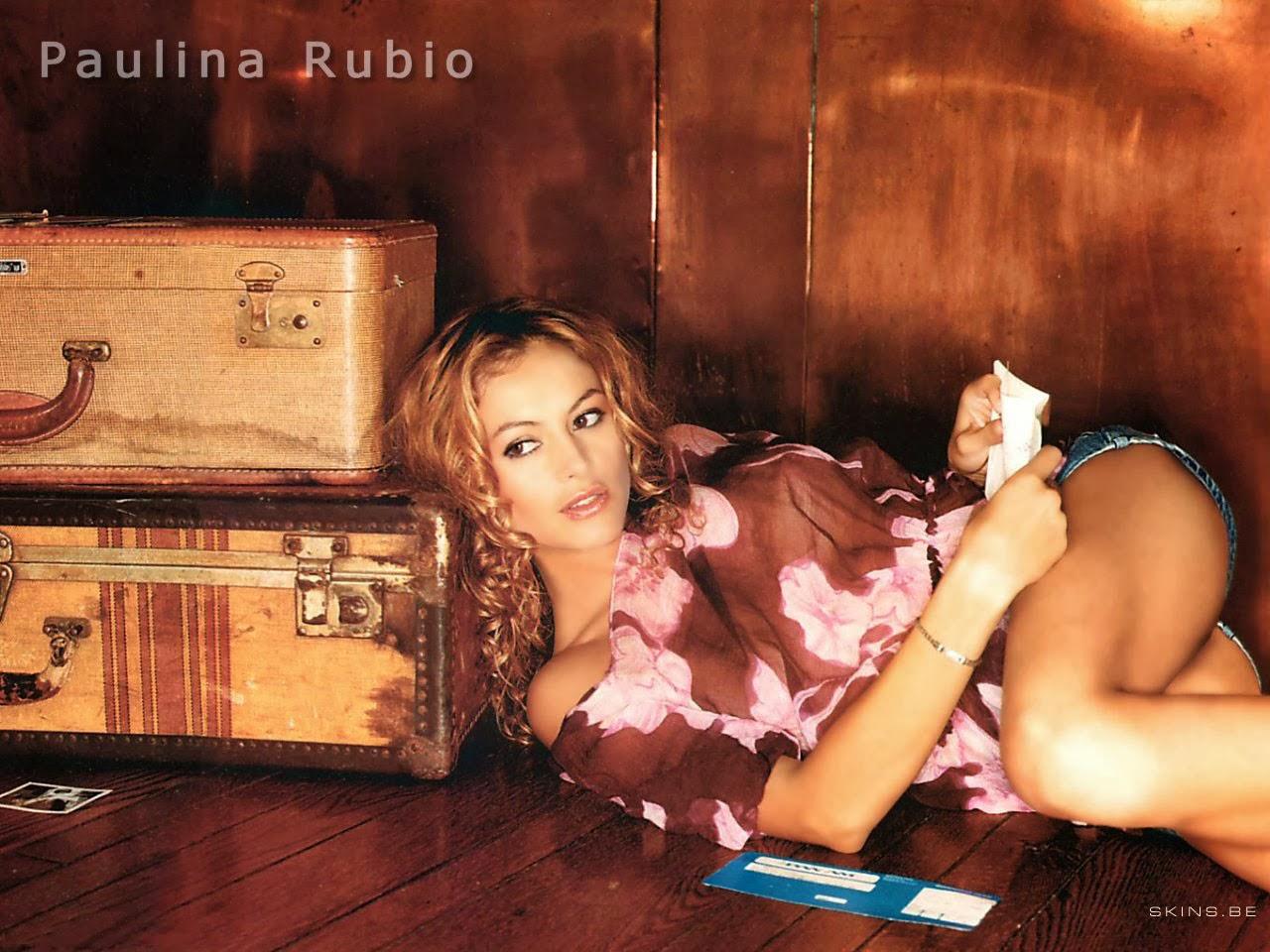 from Brayden paulina rubio nude images