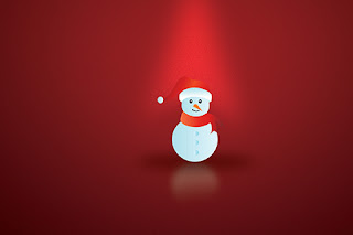 Christmas Special Snow Doll Cell phone wallpaper for all kind of mobile pixels and brands