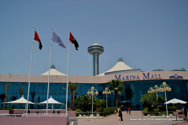 Marina Mall in Abu Dhabi