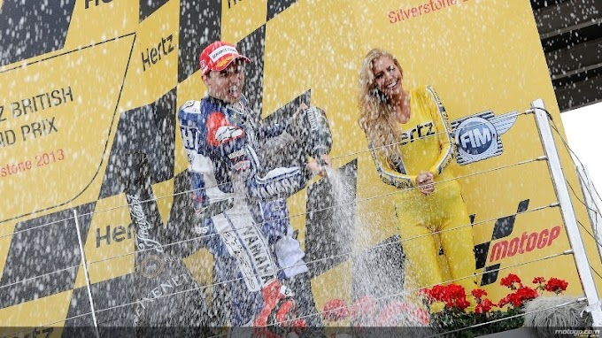Klasemen Sementara MotoGP Per Silverstone 2013