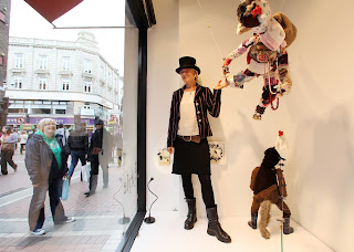 Art and Style Exhibition Launch in Brown Thomas