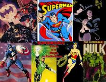 Los Superheroes de los Comics