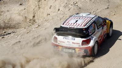 Techo DS3 WRC Jordania