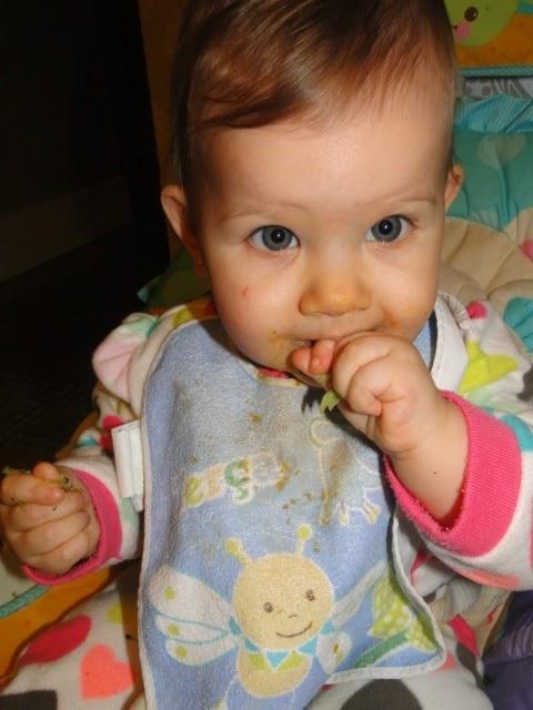 alimento bebê