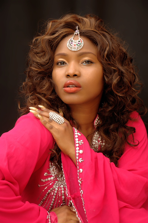 ''My love life is boring'' - Halima Abubakar