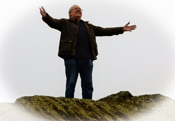 Fox's Pulpit, Cumbria.