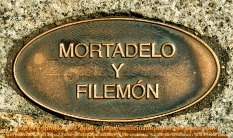 """Mortadelo y Filemón"" rememorados en su pequeña placa"