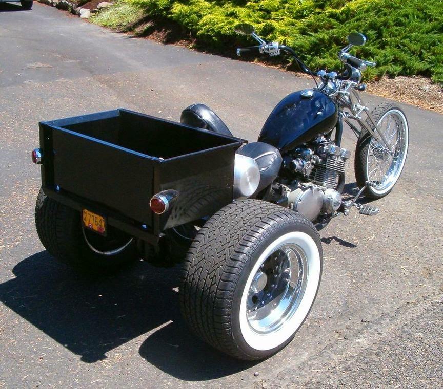 Suzuki Custom GSX1100 Trike