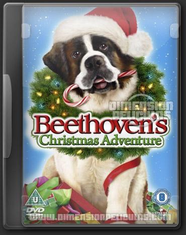 Beethoven: Aventura de navidad (DVDRip Español Latino) (2011)