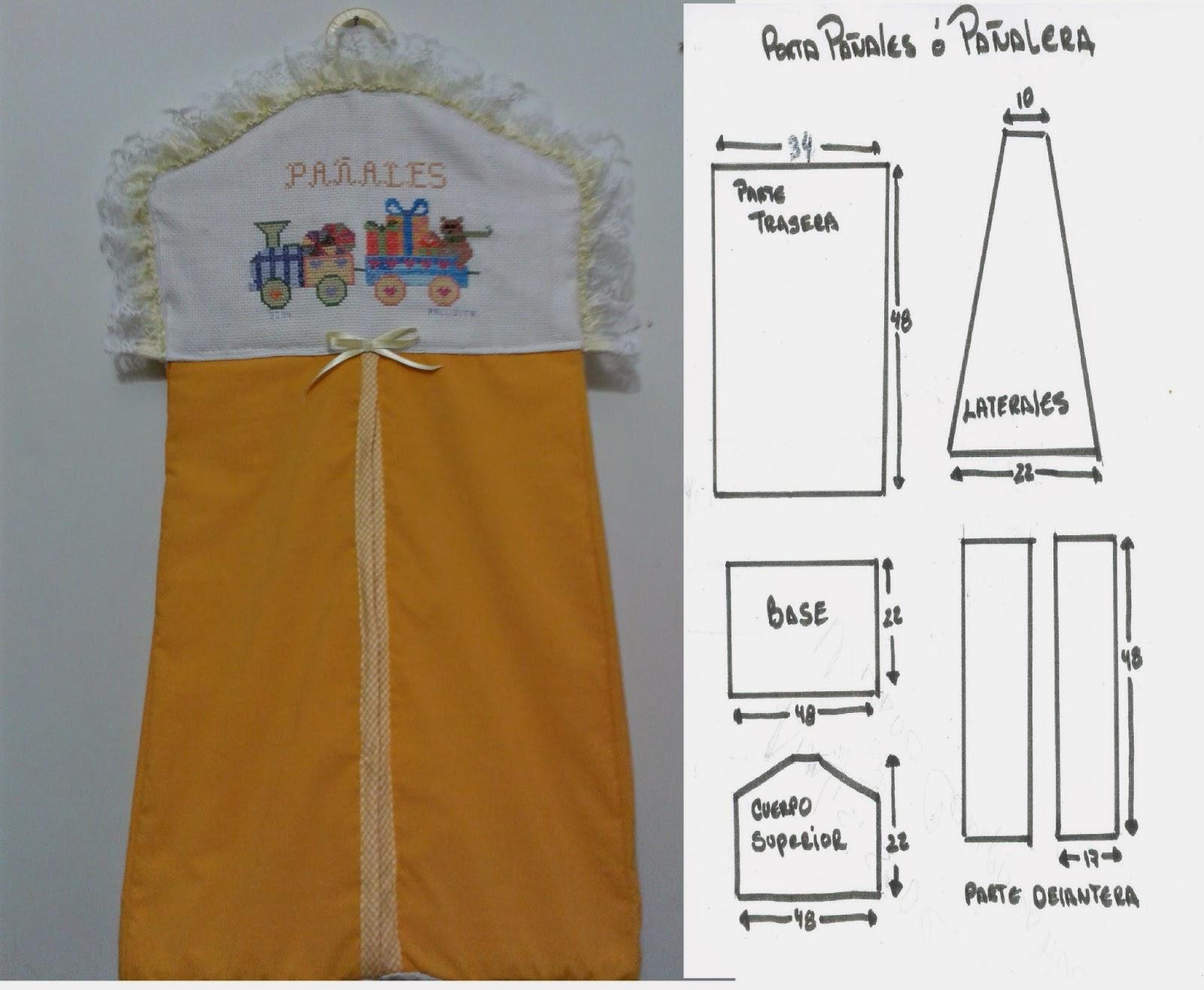 Palli y sus bordados: Nueva Página: Patrones Canastilla Bebe