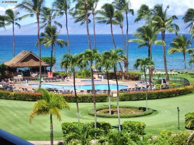 Lahaina Condo For Sale at  Papakea Resort
