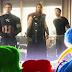 Personagens de 'Divertida Mente' assistem ao trailer de 'Os Vingadores 2'