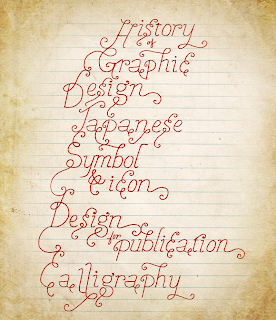 profession of calligraphy