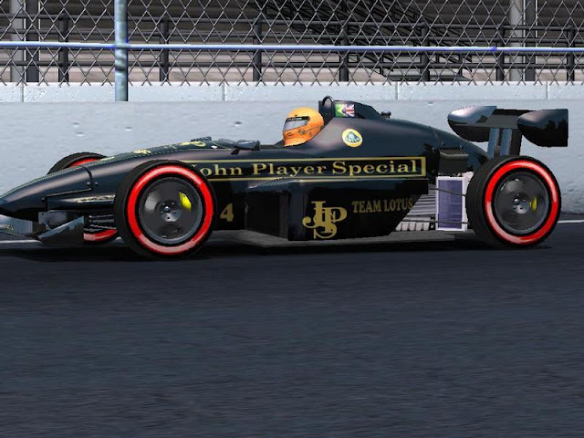 Circuito pro trainers rfactor