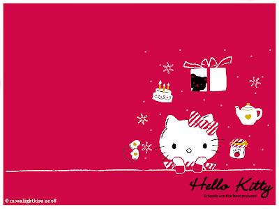 Hello Kitty Desktop. Hello Kitty Desktop Theme Who