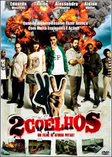 Download - 2 Coelhos - DVDRip - AVI - Nacional