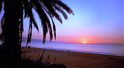 Qué ver en los Ángeles: Santa Mónica Beach