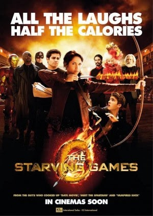 The Starving Games 2013 poster