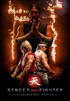 Street Fighter: Assassins Fist