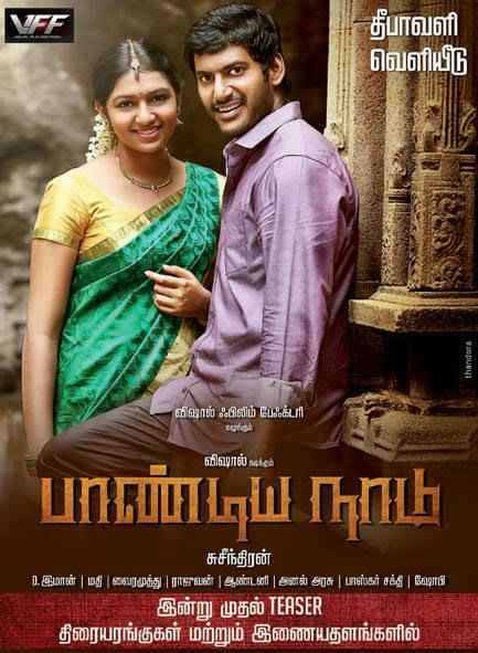 PandiyaNaadu (2013) Full Movie HD Video Songs Watch Online For Free Download