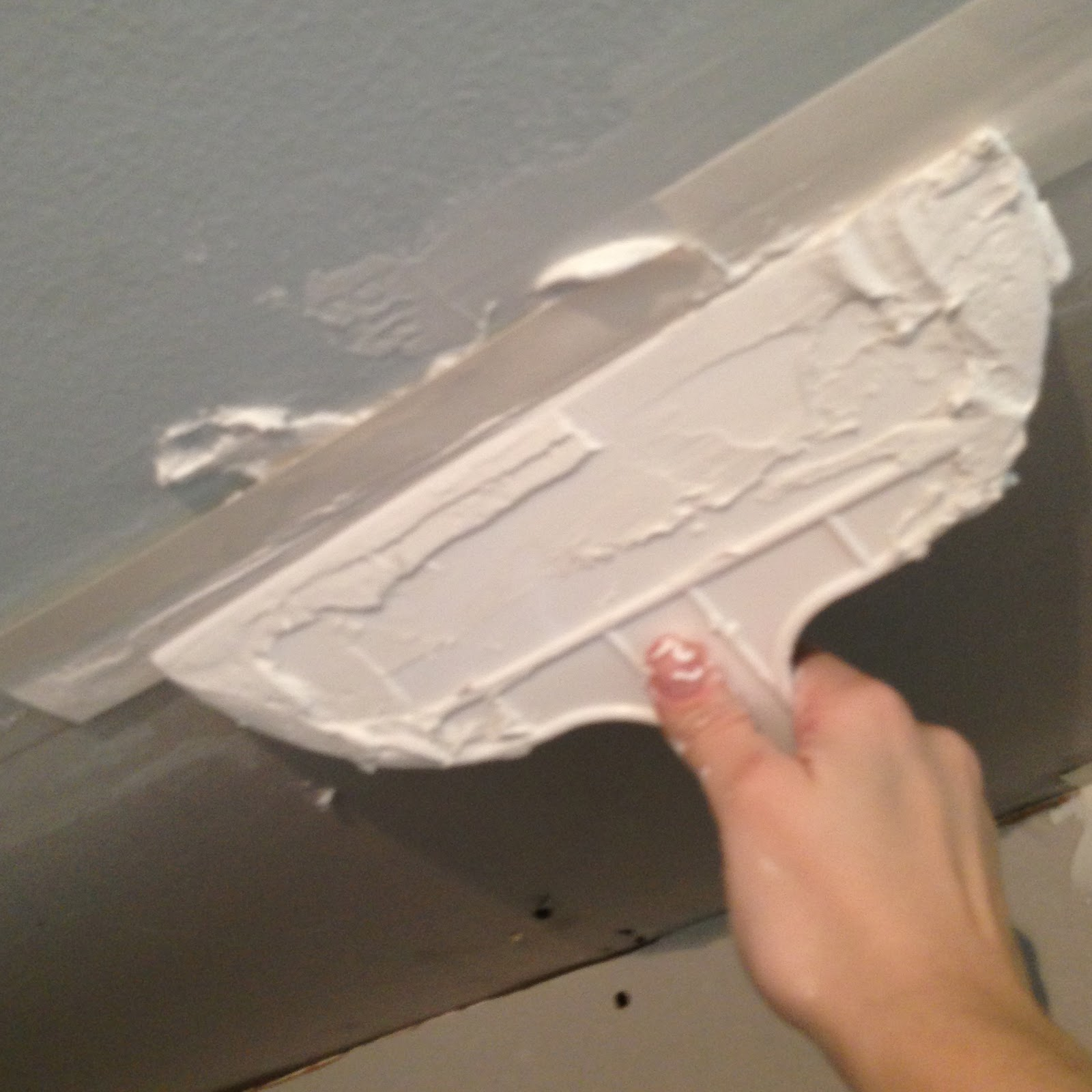 Best Drywall Tape : Big plans little budget hear me roar how to use drywall