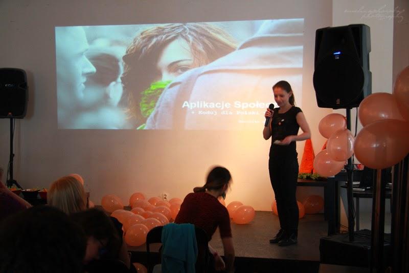 Weronika Grzejszczak, urodzinowe spotkanie Geek Girls Carrots Łódź