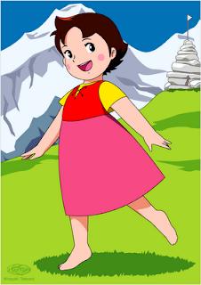 Heidi - Las Provincias