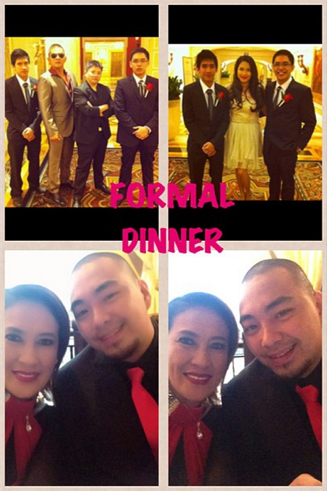 Ai-ai delas Alas marries Jed Sangalang