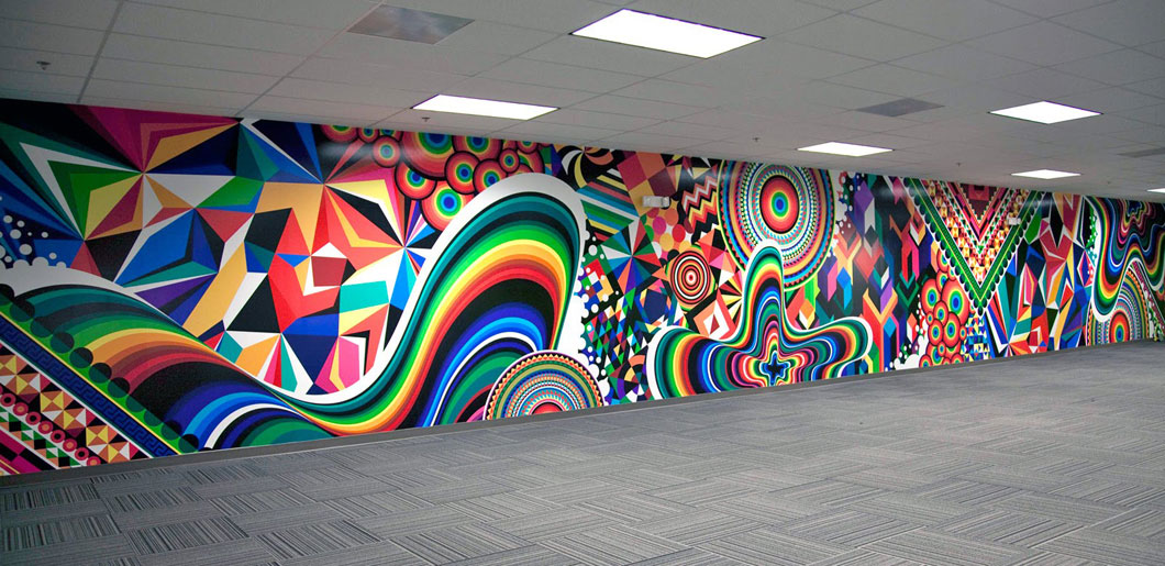 mural no pinterest - photo #3