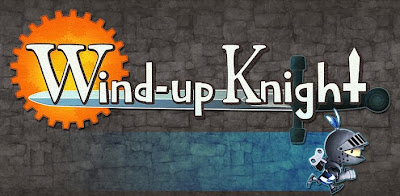 Wind-Up Knight 1.5 Apk - game Android