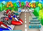 juegos de carros mario kart parking