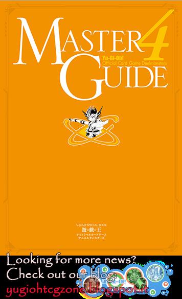 Master Guide 4 Promo Cards Spoiler OCG