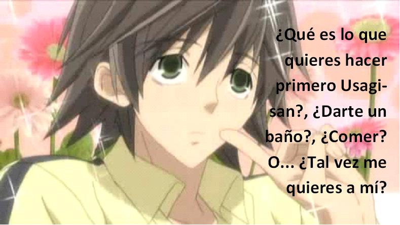 Frases con fotos del anime. MISAKI1