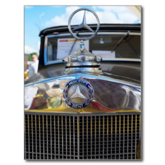 My auto world brief history of mercedes benz for Mercedes benz history name