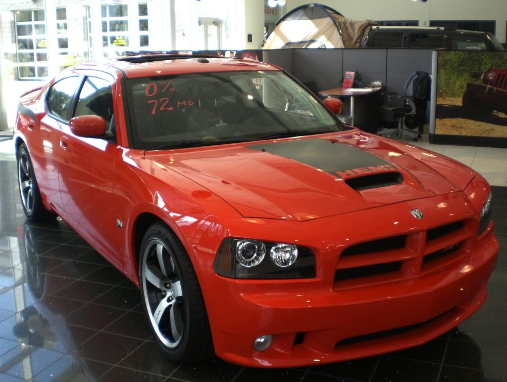 2009 Dodge Charger Srt8 Owners Manual