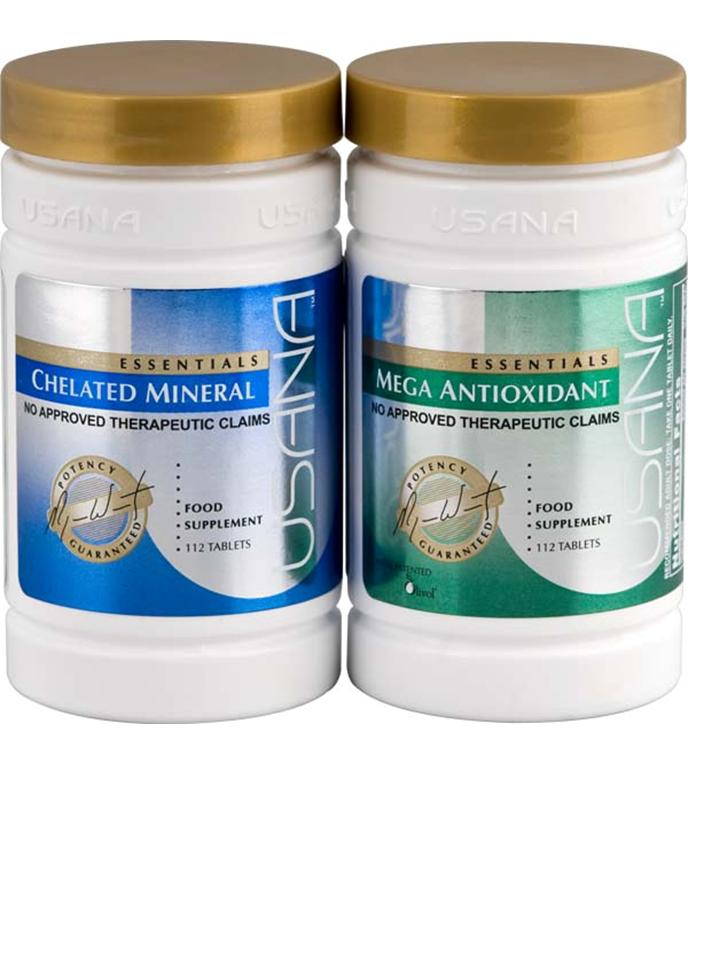 how to take usana mega antioxidant