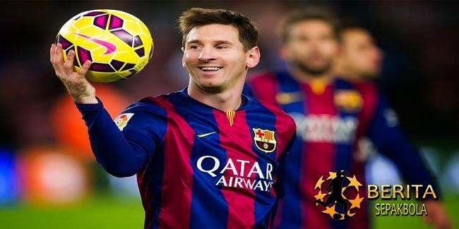 """Messi Jadi """"Sasaran"""" Penguji Tes Doping"""