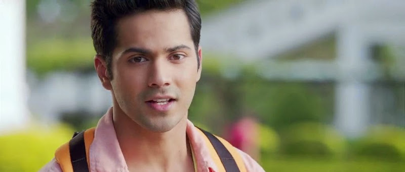 Screen Shot Of Hindi Movie Main Tera Hero (2014) Download And Watch Online Free at worldfree4u.com