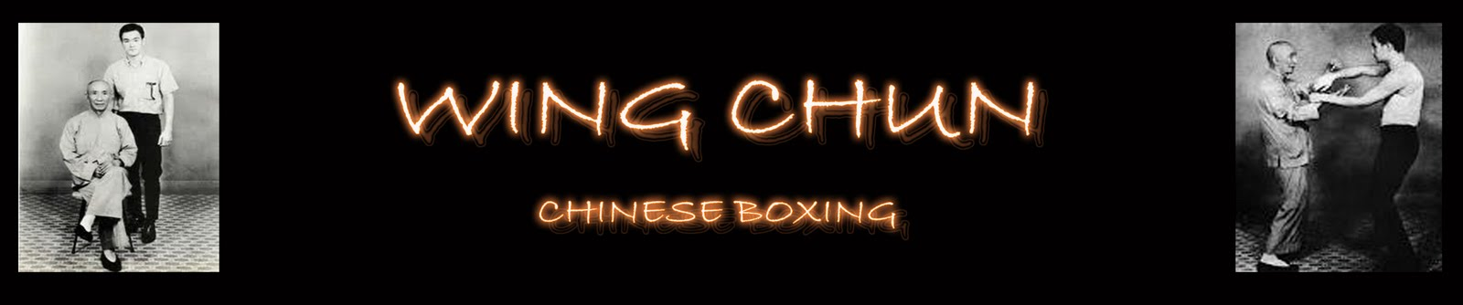 Wing Chun Chinese Boxing
