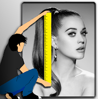 What is Katy Perry Height - How Tall