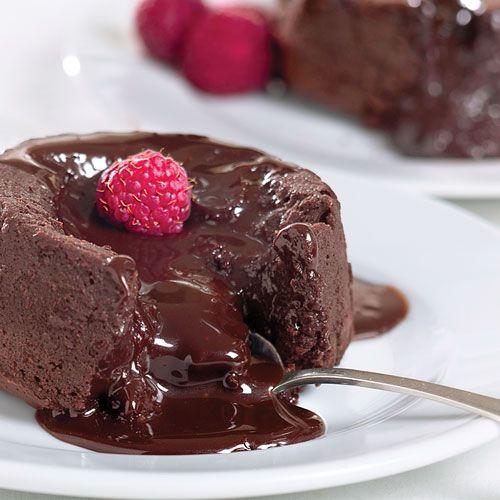 Coklat Lava Cake