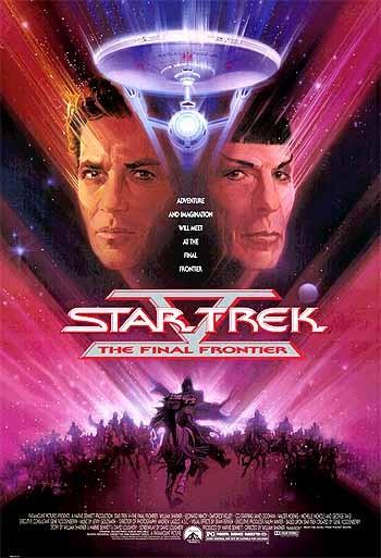 Star Trek V. La última frontera  (Viaje a las estrellas 5)