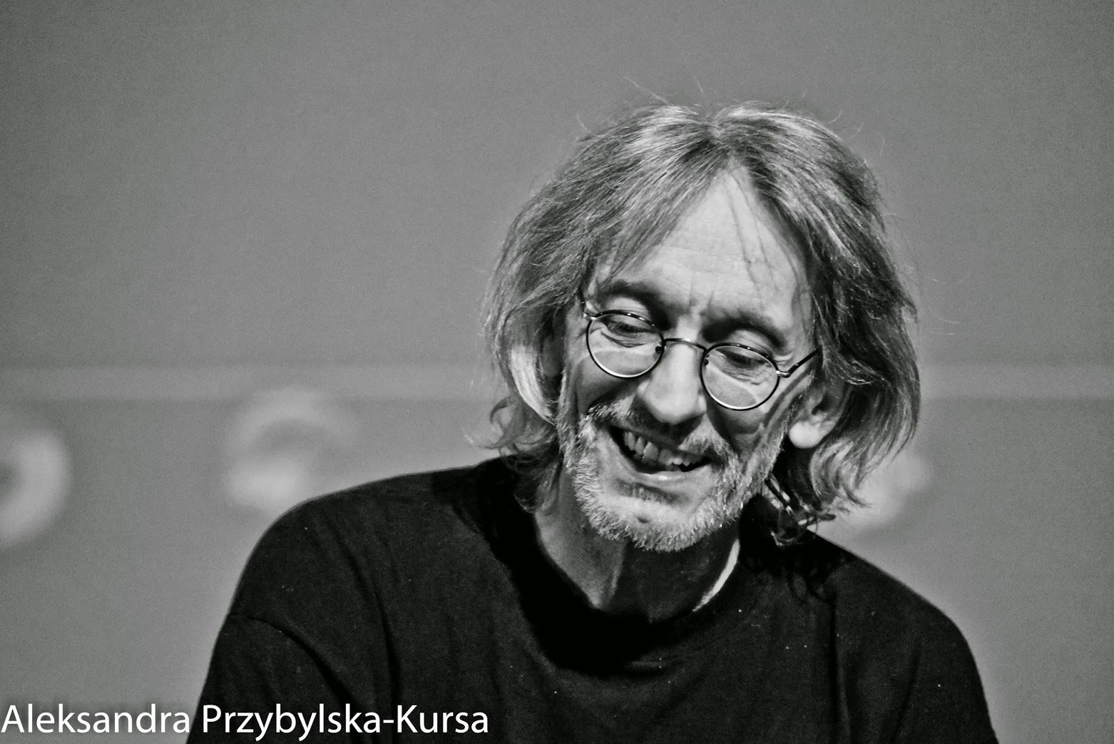 Manuel Göttsching live @ E-Live 2014 / photo : Aleksandra Przybylska-Kursa