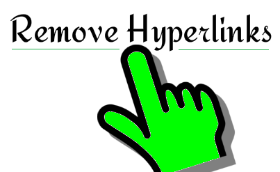 How to Remove Hyperlinks From Post Images in Blogger