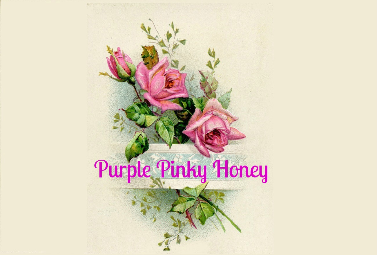 Purple Pinky Honey