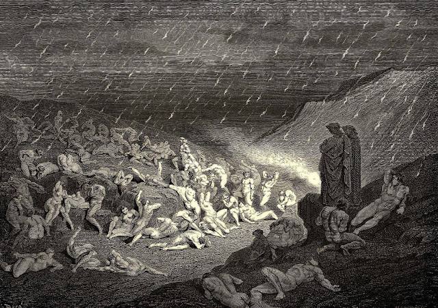 Dante e i sodomiti