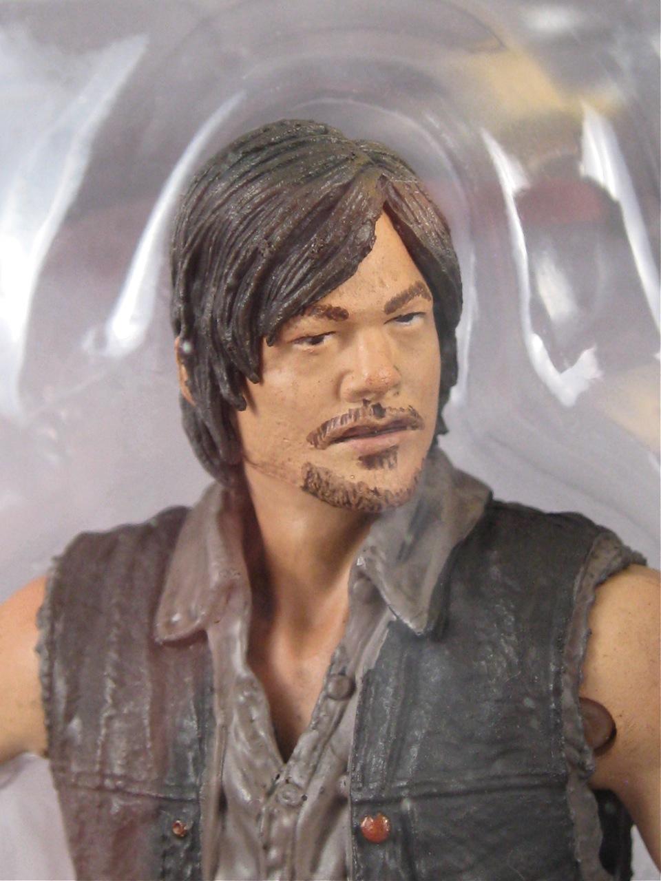 "6"" Daryl Dixon figure"