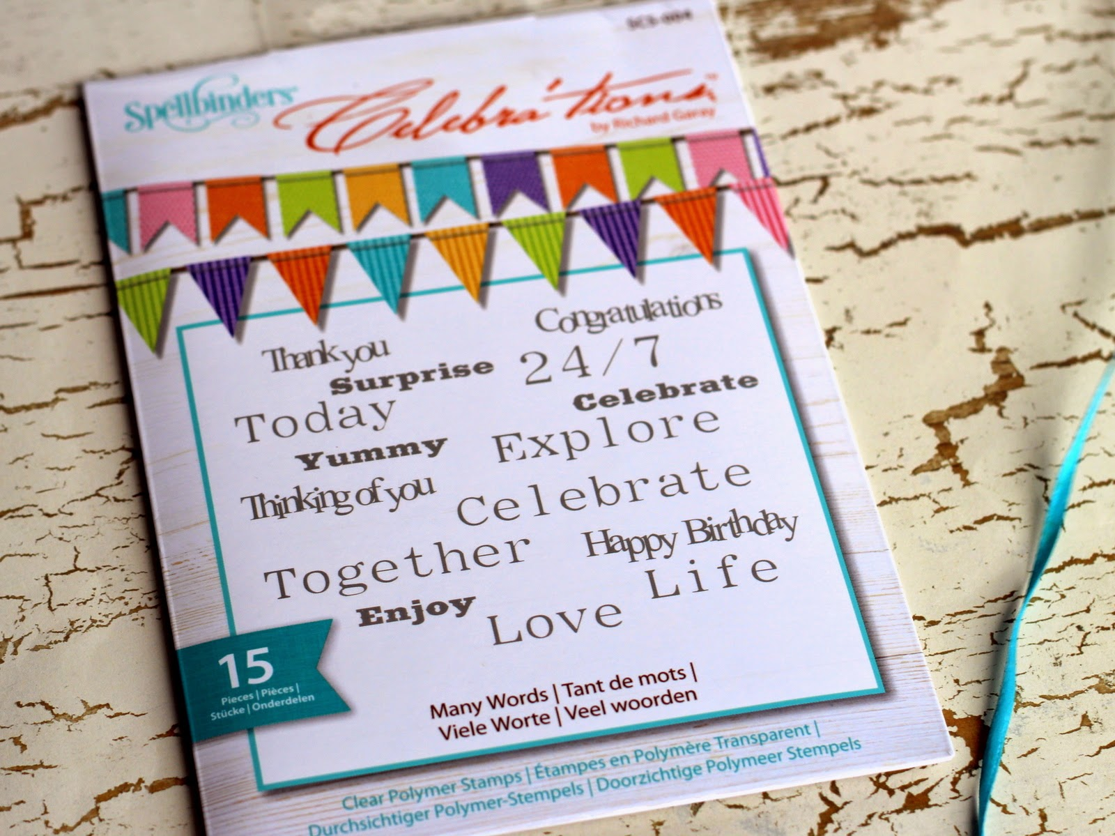 Because I'm Me New Spellbinders Celebra'tions Papercraft Collection Give-Away